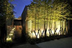 Japanese modern house.