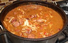 Crockpot Creole Chicken Will Add Some Spice To Your Evening - Except that I would use red beans instead of black beans!