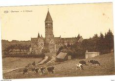 Clervaux, l'Abbaye