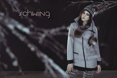 MALIKA - LIGHT GREY www.schwiing.net Winter Jackets, Grey, Fashion, Fall Winter 2014, Winter Coats, Gray, Moda, Fashion Styles, Fashion Illustrations