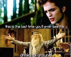 This celebration. | 33 Harry Potter Jokes Even Muggles Will Appreciate