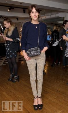Alexa Chung media gallery on Coolspotters. See photos f7be981f97407