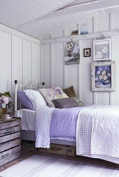 Small spaces: Bedroom ideas  - countryliving.co.uk