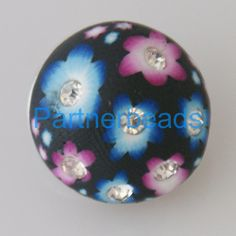 I Snaps Charms | Clay-snap-buttons-for-snap-jewelry-fit-snaps-earrings-buttons-jewelry ...
