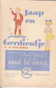 Jaap en Gerdientje, Lientje leerde lezen in een wip... :)