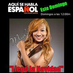 No se pierdan este domingo por Antena Latina a las 12 m