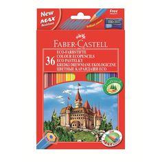 Buntstift Castle 36er Karton mit Spitzer Ca. 8,50€