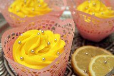 Hunajamurun aarrearkku: Raikas sitruuna cupcake