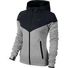 Nike Tech fleece windrunner hoody dames