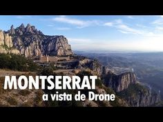 Montserrat monastery in Catalonia near Barcelona with spectacular views. We offer you a lot of information and several trips to Montserrat. Montserrat Barcelona, Places In Spain, Iberian Peninsula, The Other Side, Cinematography, Places To Travel, Grand Canyon, The Good Place, Vietnam