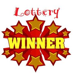 I am a lottery winner.