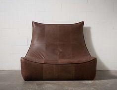 """""""The Rock"""" Two-Seater Sofa by Gerard Van Den Berg for Montis"""