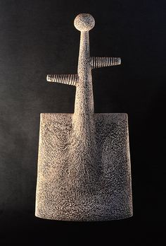 Anthropomorphic No.1 National Building Museum, Artist And Craftsman, Ceramic Artists, Garden Trowel, Sculpture, Ceramics, Design, Ceramica, Pottery