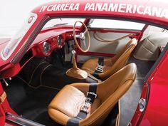 1953 Ferrari 250 MM Berlinetta Pininfarin