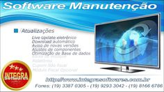 Software de manutenção de máquinas e equipamentos (+playlist)