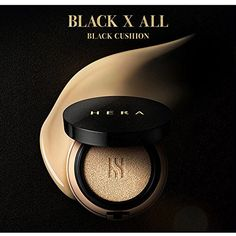 NEW AMOREPACIFIC HERA BLACK CUSHION 15g with Refill 15g /...