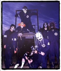 Футболки Slipknot