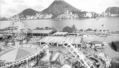 Tivoli Park, Rio de Janeiro, 80's