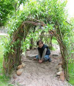 een avontuurlijke tuin voor de kinderen - Google zoeken