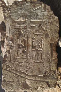 """""""Uma equipe de Arqueologia composta por pesquisadores egípcios e alemães encontrou em um sítio arqueológico em Matariya (vide mapa), no Cairo, novos [1] dados que sugerem a existência de um templo pertencente ao faraó Ramsés II, que reinou durante a 19º Dinastia (Novo Império) [2].""""  Link: http://arqueologiaegipcia.com.br/2016/09/29/novas-descobertas-arqueologicas-no-cairo-apontam-para-um-templo-de-ramses-ii/"""