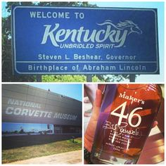 Kentucky Road Trip {Maker's Mark Distillery & the National Corvette Museum}