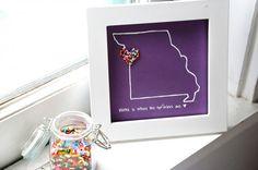 Such a cute idea! Sprinkles Art
