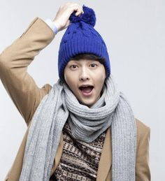 song joong ki... He really is too cute