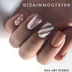 Дизайн ногтей тут! ♥Фото ♥Видео ♥Уроки маникюра Pastel Nails, Pink Nails, My Nails, Elegant Nail Designs, Nail Art Designs, Cute Nails, Pretty Nails, Nails 2018, Best Acrylic Nails