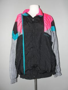 Wind Jacket, Vintage Clothing Stores, Vintage Outfits, Nike, Awesome, Jackets, Clothes, Fashion, Illustrations
