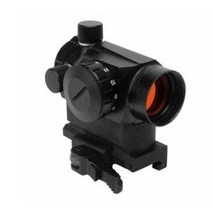 he revolutionary design of the SightPro Atomic QR makes it one of the smallest traditional dot sights on the market. This ultra compact feature makes it a superb choice for a number of different appli