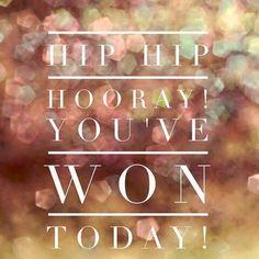 Congrats to my beautiful friend Joy for winning my #RFGoNaked challenge!!! ginaowenby.myrandf.com