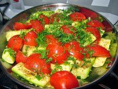 О Турции с любовью: Блюдо из кабачков – KABAK YEMEĞİ