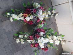 Christmas Wreaths, Floral Wreath, Holiday Decor, Flowers, Home Decor, Christmas Garlands, Homemade Home Decor, Holiday Burlap Wreath, Royal Icing Flowers
