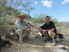 Scottsdale Arizona - In the sparkling and knowledgeable company of Tim Dice of Arizona Outback Adventures, I enjoyed a guided hike into the McDowell Sonoran Preserve. Tim took me on the Gateway Loop Trail up to Gateway saddle at nearly 2,500 feet where we had our picnic in the shade of a palo verde tree and I recorded an interview with Tim for the radio show. I would never have had this experience without his local knowledge