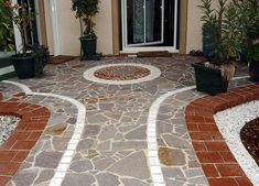 Galerie Patio, Contemporary, Home Decor, Pavement, Lawn And Garden, Pictures, Decoration Home, Room Decor, Home Interior Design