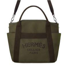 エルメス トートバッグ コピー サックドパンサージュグルーム 2WAYデイリーユースにも グルーミングバックHERMESコピー Birkin, Gym Bag, Pouch, Reusable Tote Bags, Chanel, 2way, Paris, Outfit, Porches