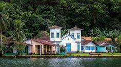 O turismo caiçara da Ilha do Araújo, em Paraty