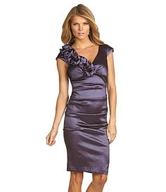 Xscape Taffeta Dress