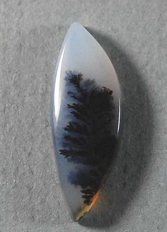Your place to buy and sell all things handmade Gems And Minerals, Crystals Minerals, Stones And Crystals, Dendritic Agate, Agates, Moss Agate, Madagascar, Beautiful Landscapes, Types Of Metal