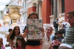 Start With Art At The Met New York, NY #Kids #Events