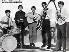 """▶ Herman's Hermits - """"There's A Kind Of Hush"""" (recorded in 1967) `j"""