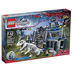 LEGO Jurassic World Indominus Rex Breakout 75919 Building Kit >>> Read more  at the image link. (This is an affiliate link and I receive a commission for the sales) #BuildingToys