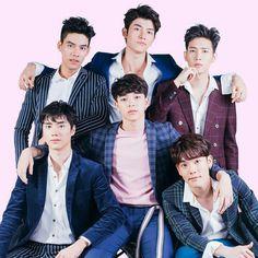 Tae, Tee, God, Bas, kimmon, copter Drama Film, Drama Movies, Boy Photos, Couple Photos, 2moons The Series, 2 Moons, Cute Gay Couples, Five Star Hotel, Thai Drama