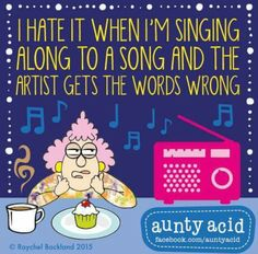 Ged Backland's random and witty thoughts on everyday life as told by Aunty Acid and her husband Walt in this Web comic Witty Quotes, Funny Quotes, Laugh Quotes, Sarcastic Sayings, Funny Memes, Inspirational Quotes, Senior Citizen Humor, Old People Jokes, Aunt Acid