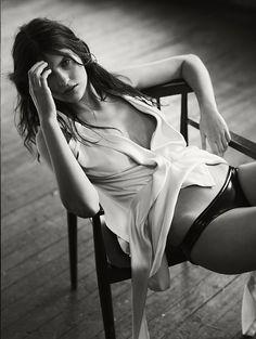 Sabine Jamieson Australias Next Top Model ELLE Shoot - Image 6