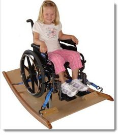TherAdapt Wheelchair Platform Rockers : Wheelchair Accessories.  >>> See it. Believe it. Do it. Watch thousands of spinal cord injury videos at SPINALpedia.com