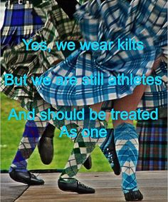 Treat us as athletes! Celtic Dance, Irish Dance, Scottish Highland Dance, Scottish Highlands, Clan Buchanan, Dance With You, Dance Quotes, Tartan, Plaid