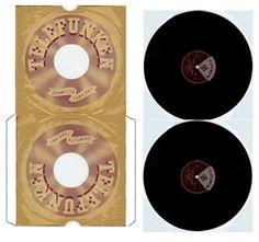 Vinyl records ~ Billede: 78- toeren plaat