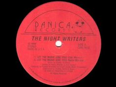 The Night Writers - Let The Music [Use You] [Club Mix]