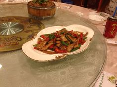 Spicy veggies, Chongqing China